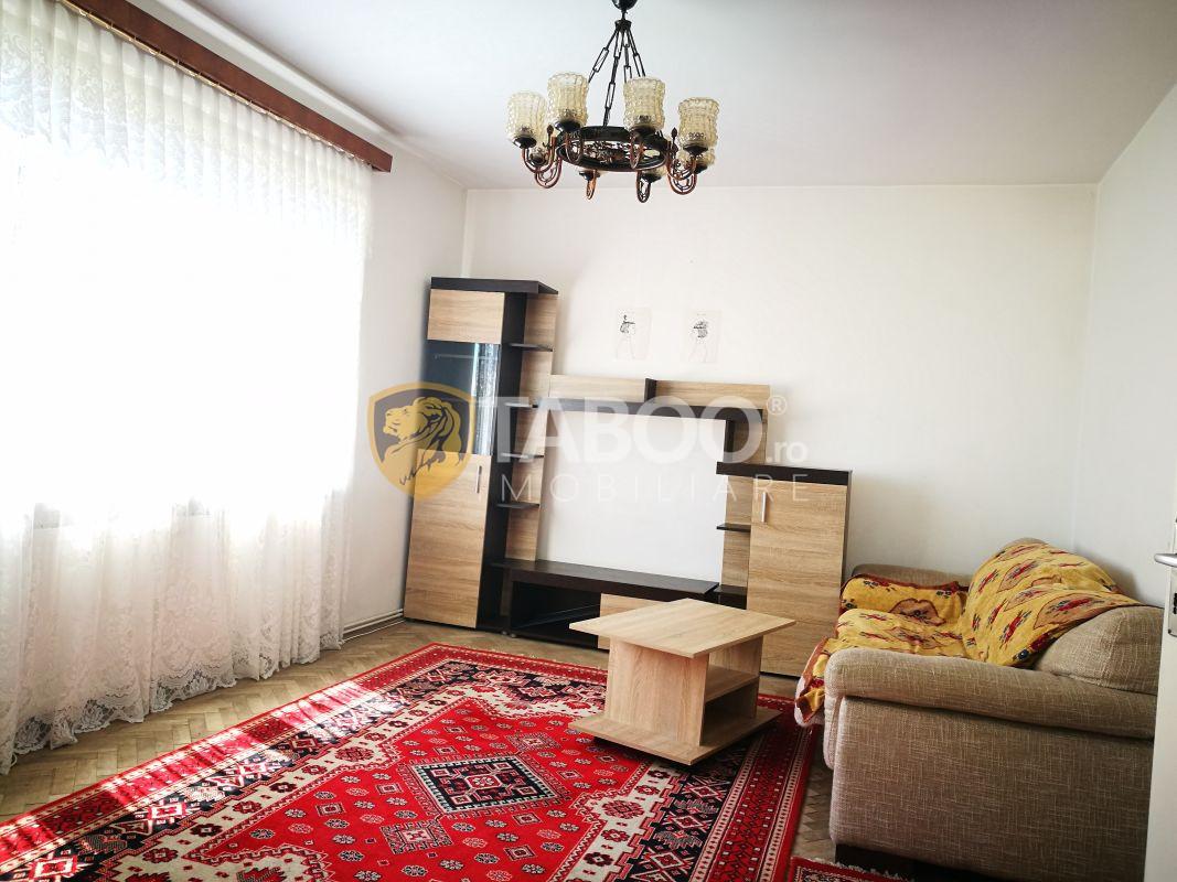 Apartament cu 2 camere si balcon de vanzare zona Terezian Sibiu 1