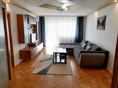 Apartament 3 camere decomandate de inchiriat zona Garii din Sibiu