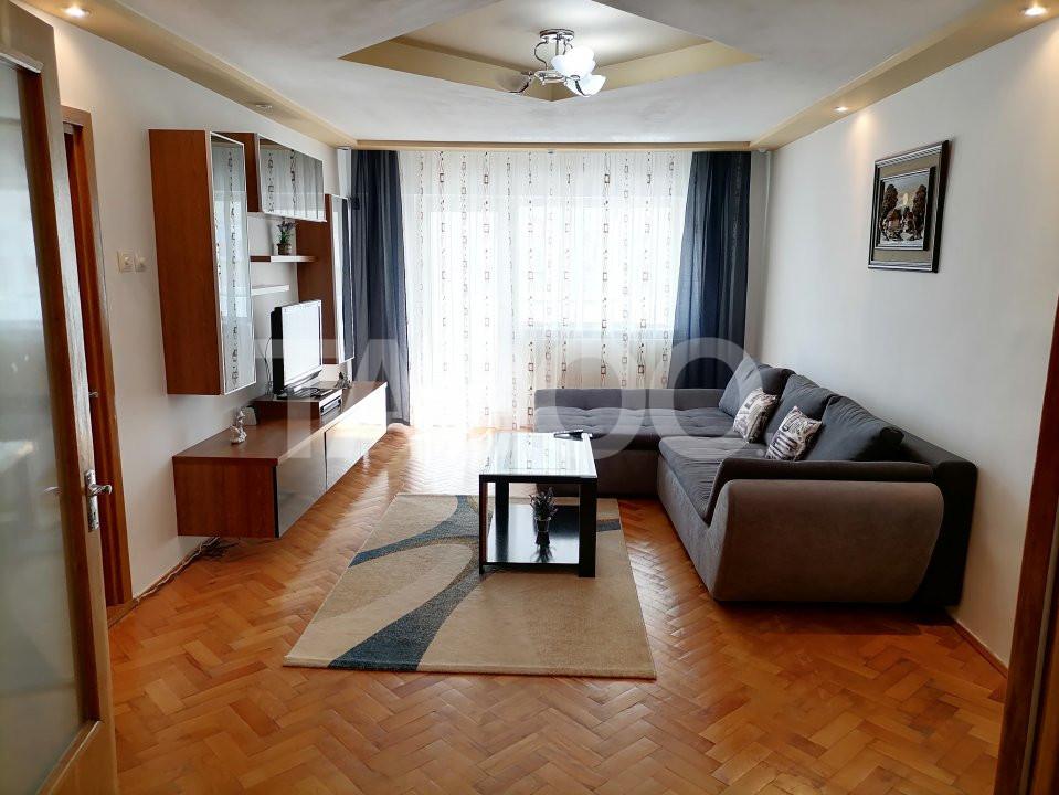 Apartament 3 camere decomandate de inchiriat zona Garii din Sibiu 1