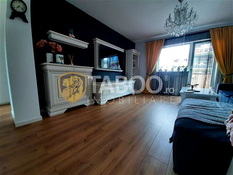 Apartament 3 camere si gradina proprie 160 mp 2 locuri parcare Sibiu 1