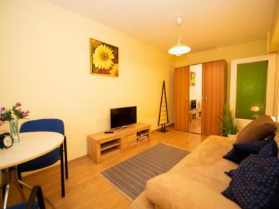 Apartament mobilat utilat 3 camere si pivnita in zona Strand