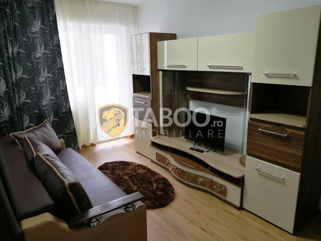 Apartament modern 2 camere si parcare de inchiriat Mihai Viteazu Sibiu 1