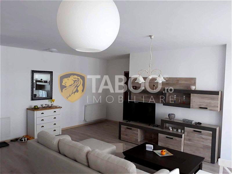 Apartament 3 camere complet mobilat utilat in Sibiu zona Piata Cluj 1