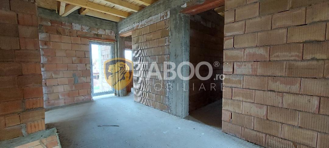 Casa individuala cu 4 camere in Cristian judetul Sibiu 1