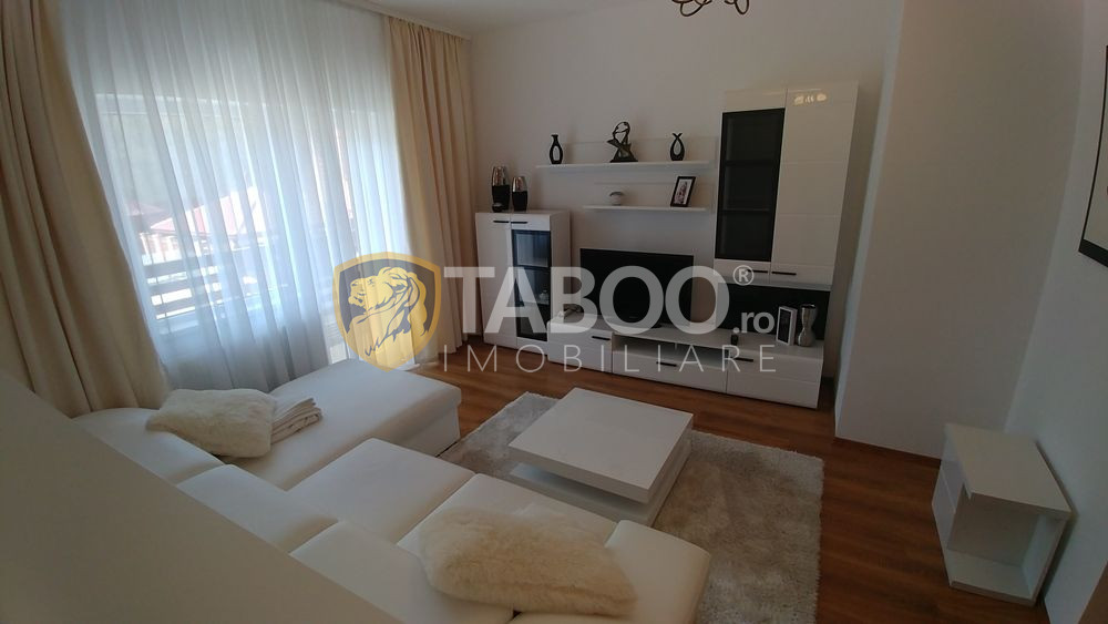 Apartament cu 3 camere de lux de inchiriat in Padurea Dumbrava Sibiu 1