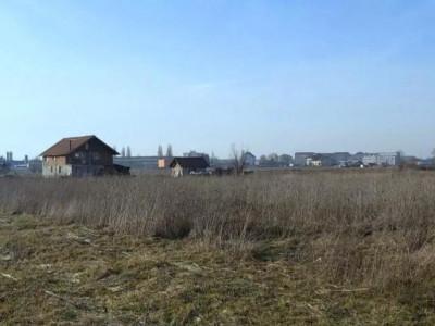 Vanzare parcele teren zona industriala Henri Coanda-Trans Agape Sibiu