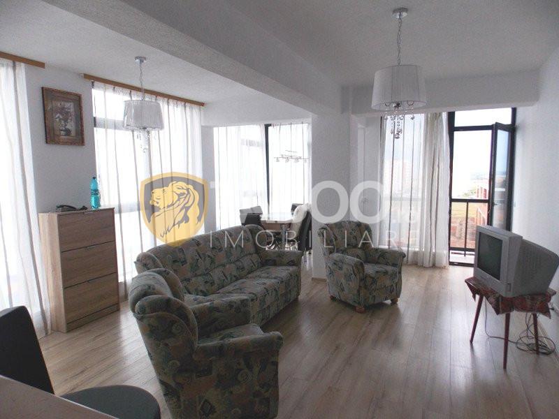 Apartament de inchiriat 2 camere si balcon in Sibiu zona Mihai Viteazu 1
