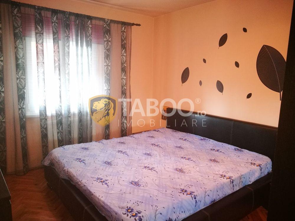 Apartament 3 camere etaj 1 de inchiriat in Sibiu Soseaua Alba Iulia 1