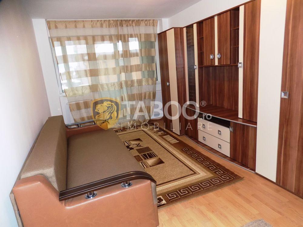 Apartament modern cu 3 camere balcon etajul 1 in zona Turnisor Sibiu 1