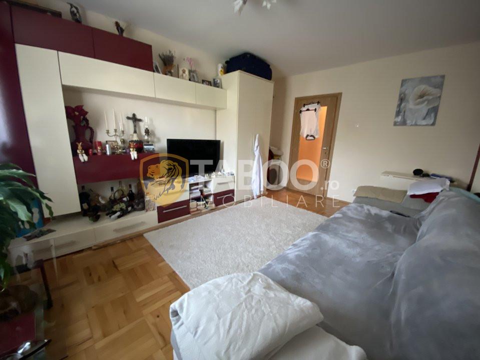 Apartament de vanzare 3 camere in Sibiu parcul Sub Arini 2