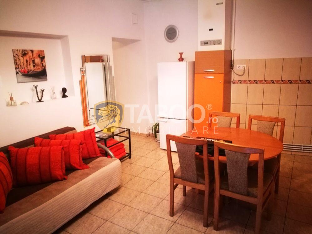 Apartament cu 3 camere de inchiriat in zona Orasul de Jos 1